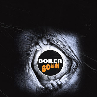 BILLETTERIE BOILER BOOM HALLOWEEN 2019